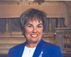 Photo of Marlene Weigert Representing Bishop Hodges-Copple