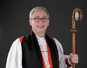 Photo of Bishop Robert Skirving