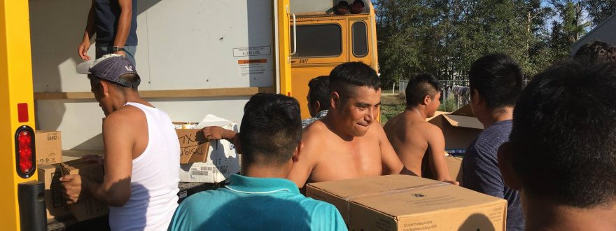 Hurricane  Recovery Program for Farmworkers