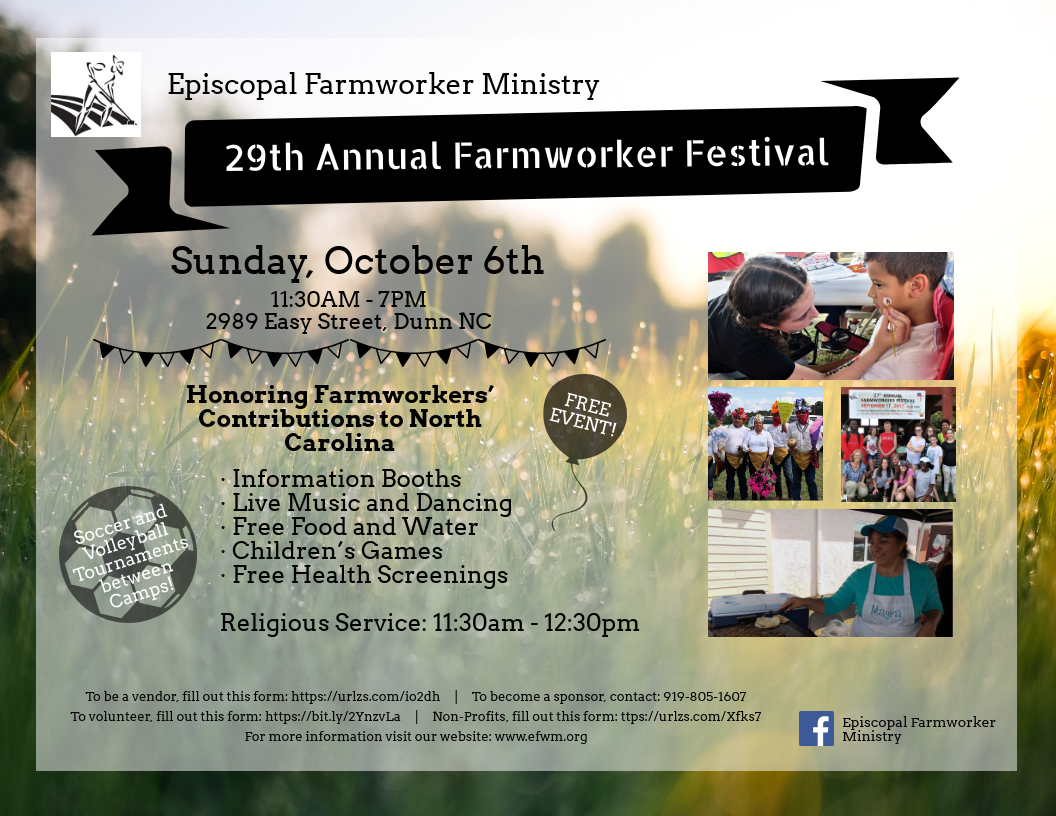EFWM's 29th Farmworker Festival