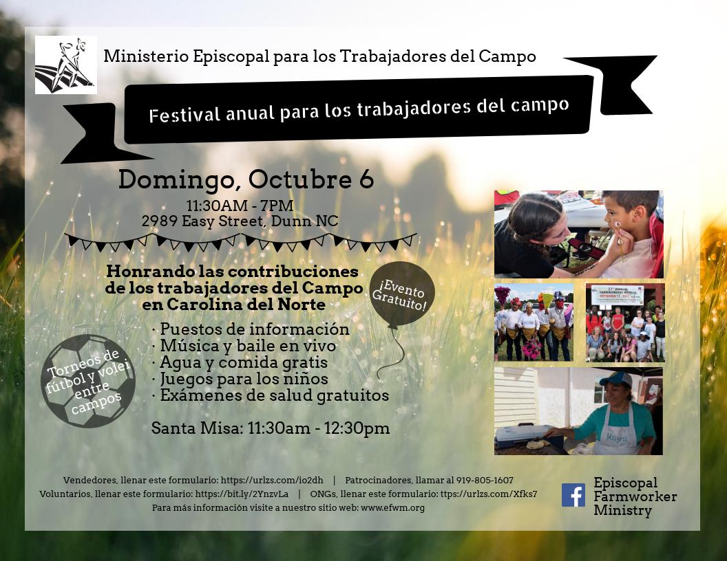 Festival para los Trabajadores del Campo