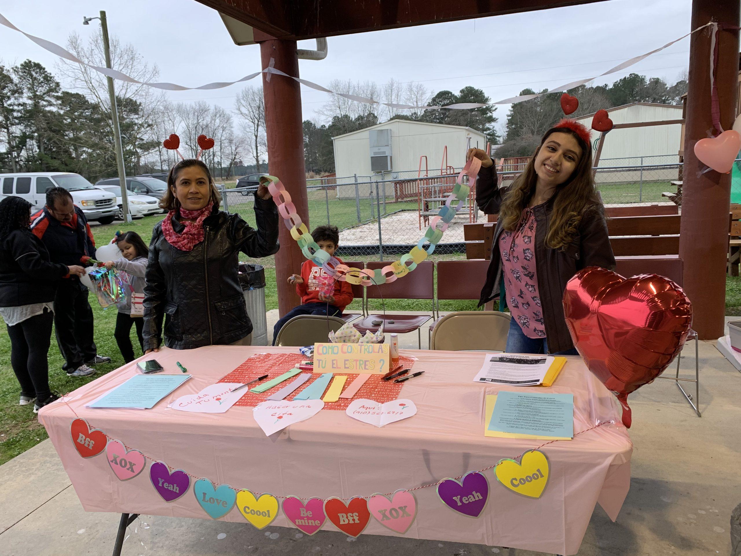 Dia del Amor y la Amistad Celebration
