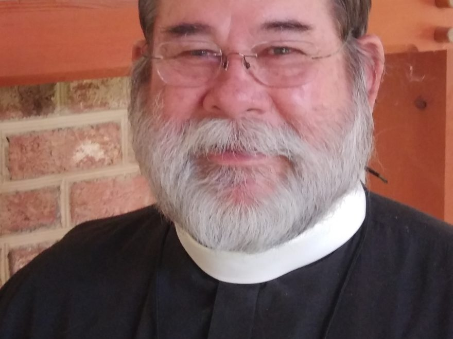 Photo of  The Reverend Harrel B. Johnson